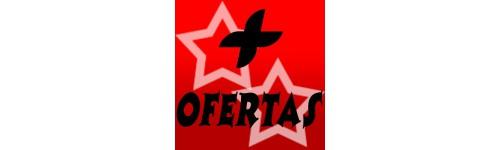 ¡OFERTAS CUATRO COCHES SCALEXTRIC!