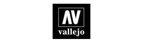 PINTURAS ACRÍLICAS (Vallejo)