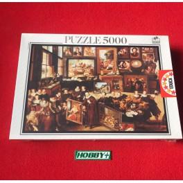 "PUZZLE ""LO STUDIO D´ARTE"" (5000 PIEZAS)  (EDUCA"