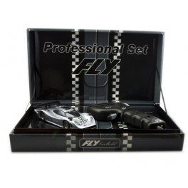 SET RACING PROFESIONAL MANDO + PORSCHE 911 GT-1 EVO 2RS (FLY CAR MODEL)