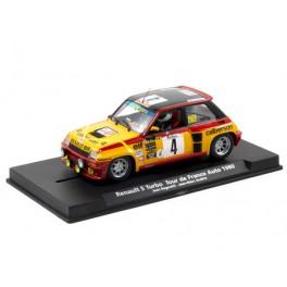 "Renault 5 Turbo ""Tour  de Francia Auto 1980"" (Fly Car Model)"