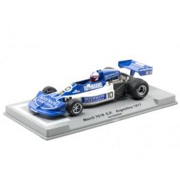 """MARCH 761  """" GP de Argentina 1977 """" (FLY CAR MODEL)"""