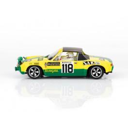 "PORSCHE 914/6 GT "" RALLY DE MONTECARLO 1971 "" «Night Edition» J.M.FERNANDEZ ( SRC )"